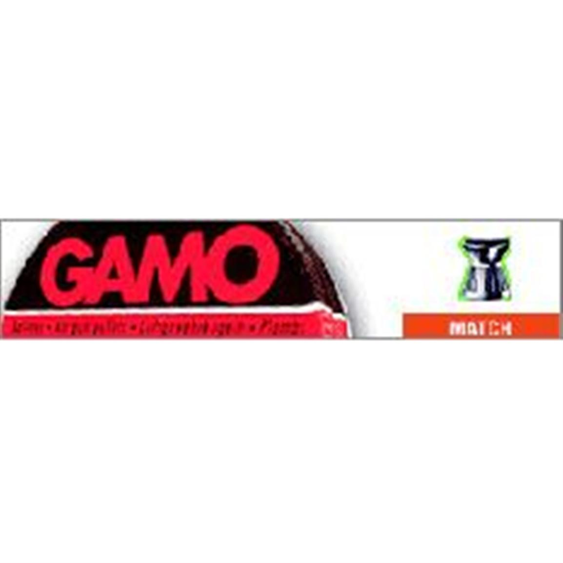 Gamo® Match Flat Nose .177 / 7.5 Gr. Tin of 250