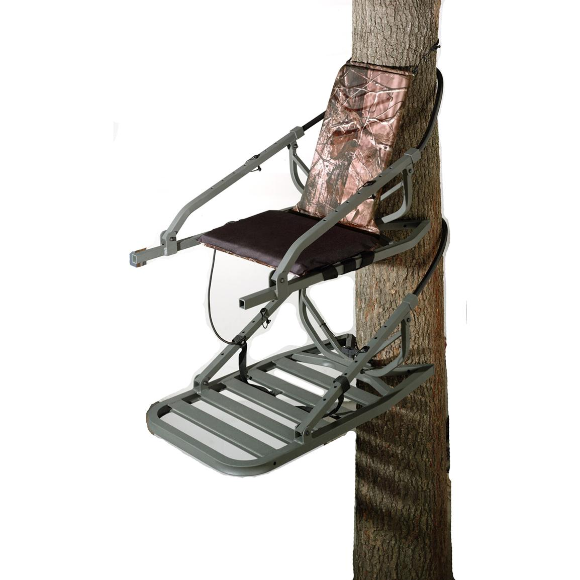 Strongbuilt 174 Deluxe Climber Stand 151273 Climbing Tree