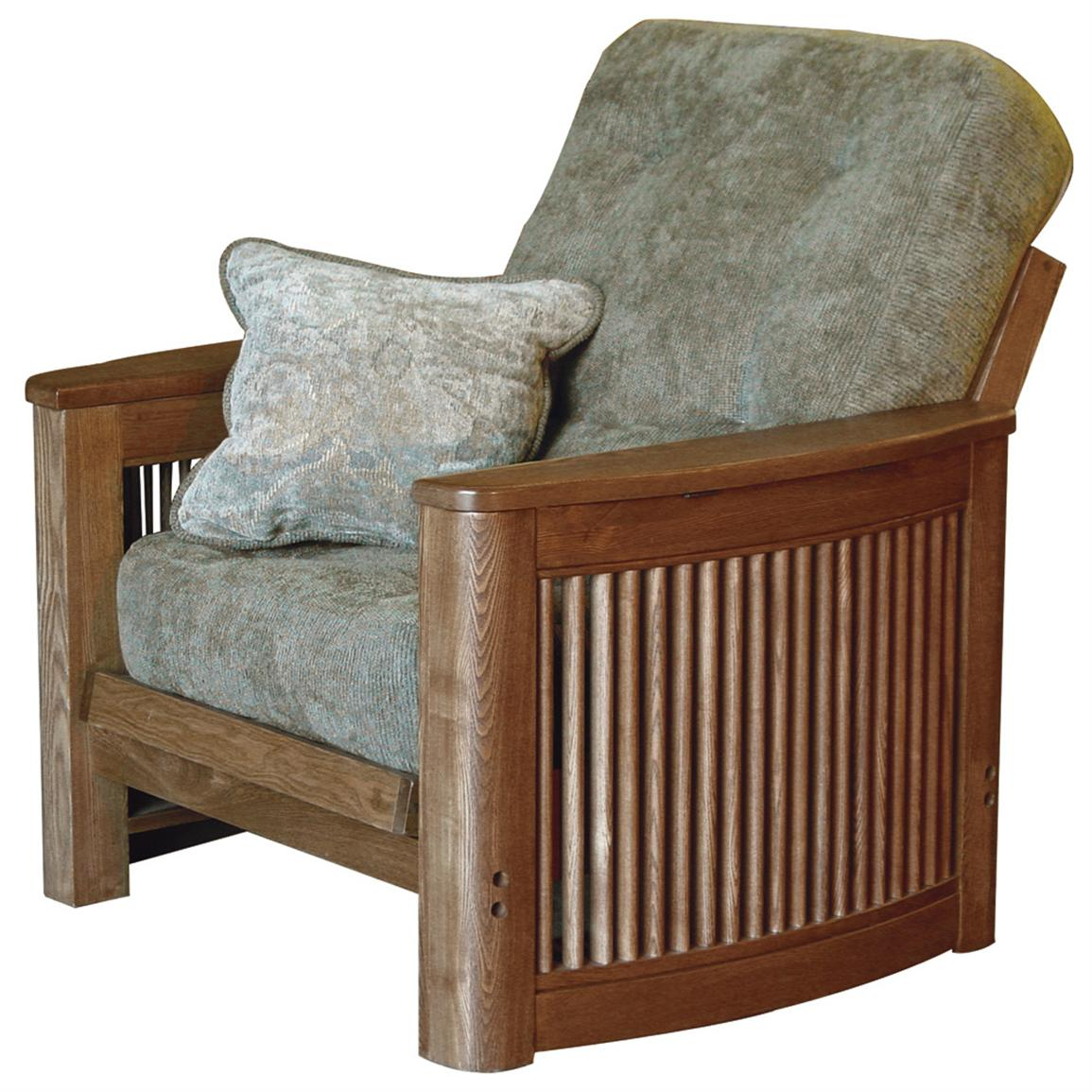 Park Ave Chaddock Chair with TDC Mattress