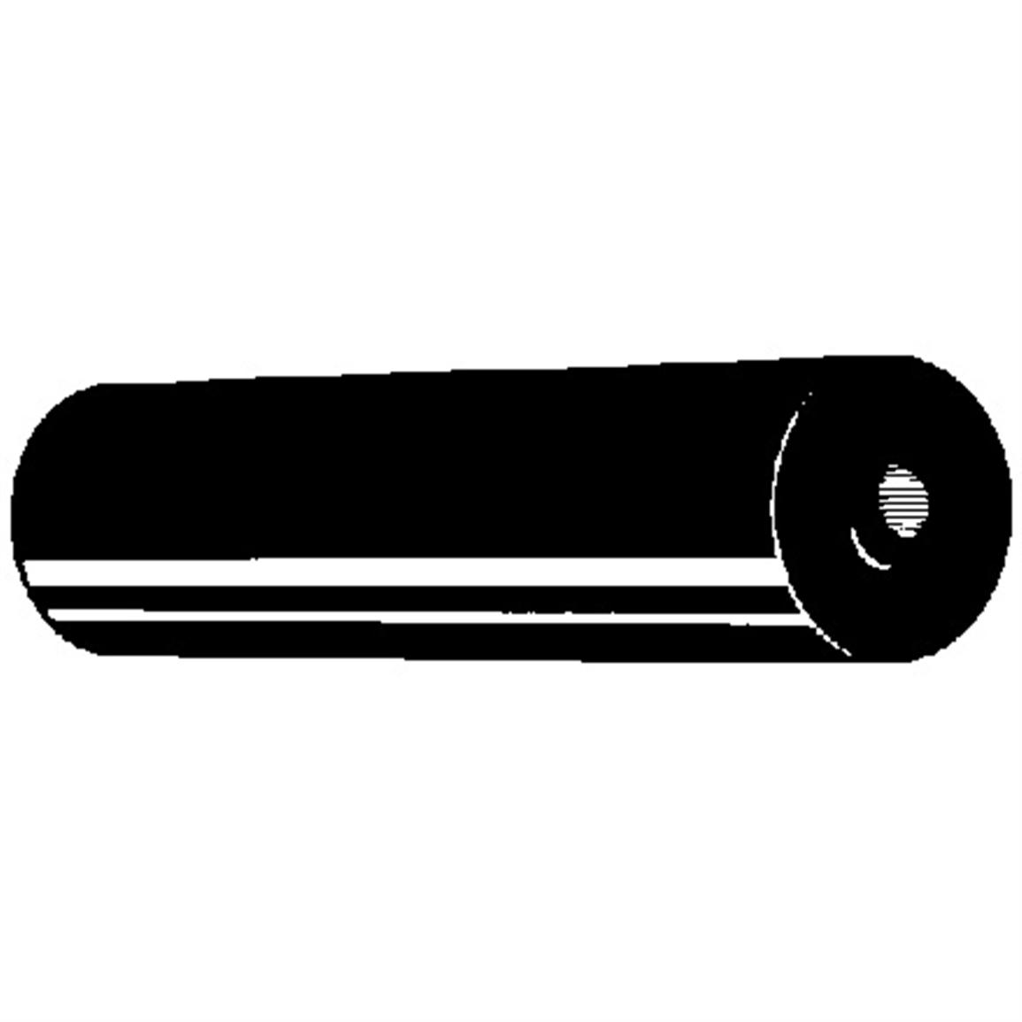 "Smith 12"" Side Guide On Roller"