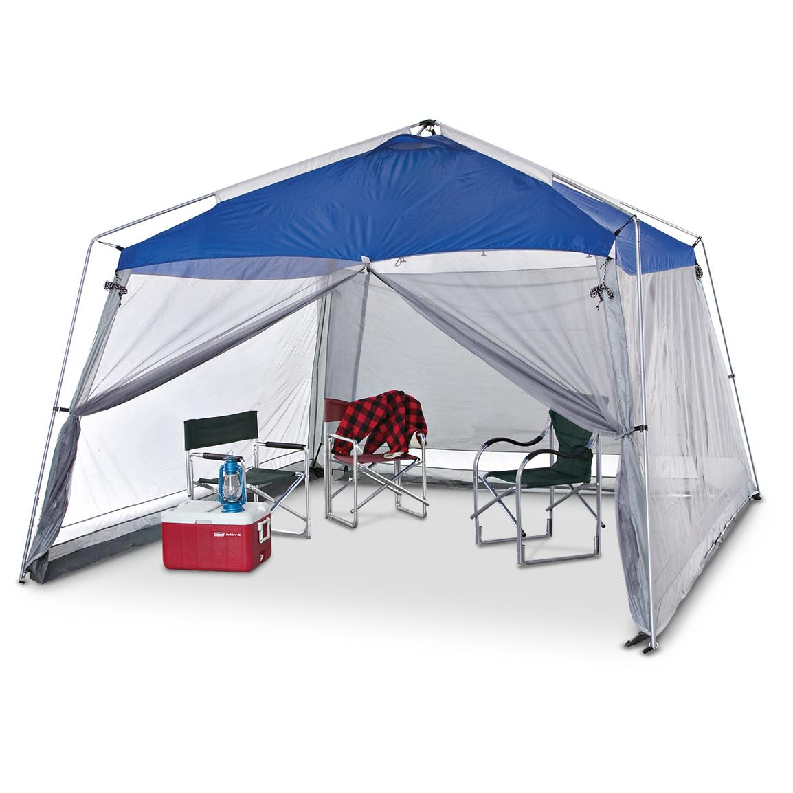 Northpole 174 12x12 Screenhouse Blue 152240 Canopy