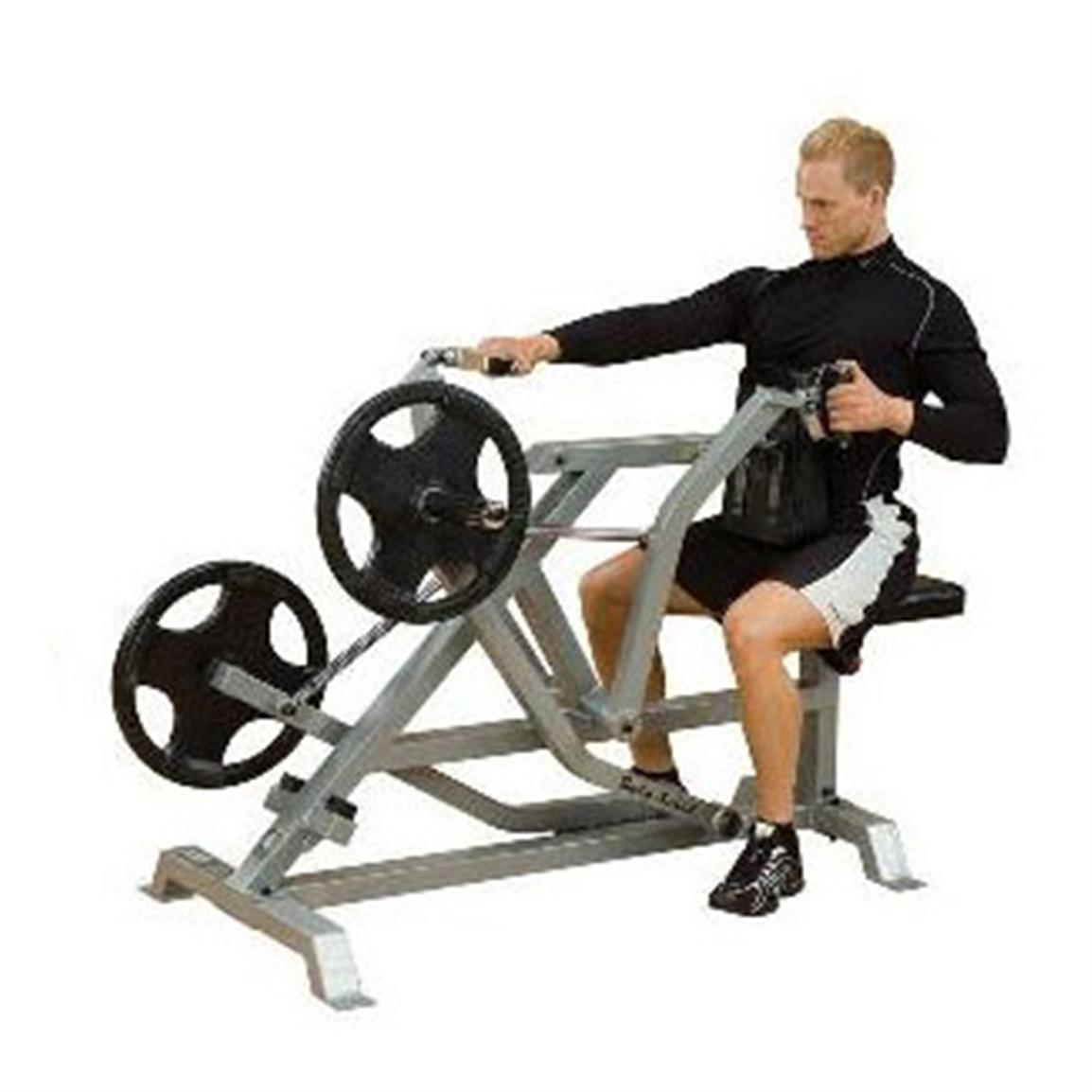 Body Solid Pro Club Leverage Seated Row