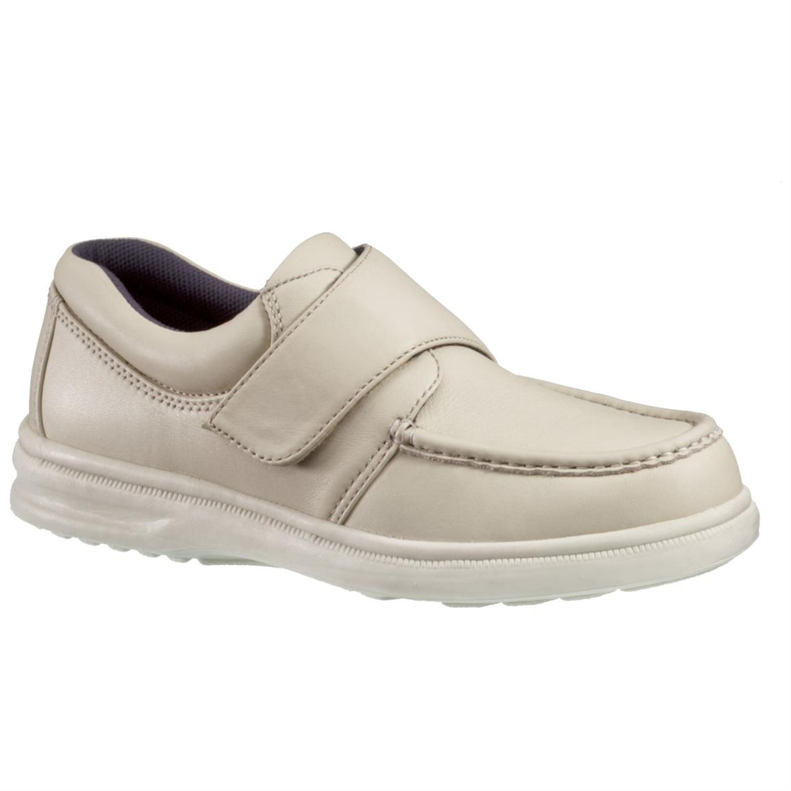 Men's Hush Puppies® Gil Shoes, Sport White