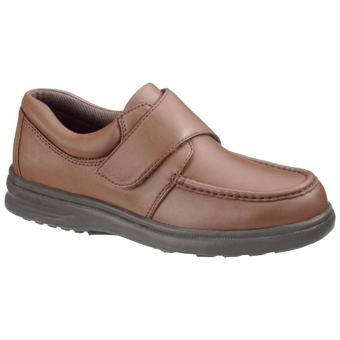 Men's Hush Puppies® Gil Shoes, Tan