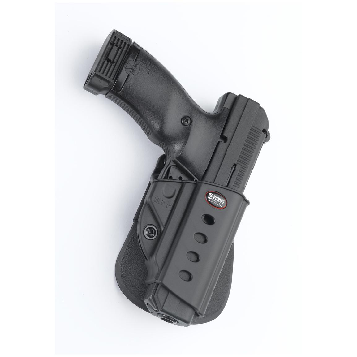 Fobus Hi-Point .45 Holster with Double Mag Pouch