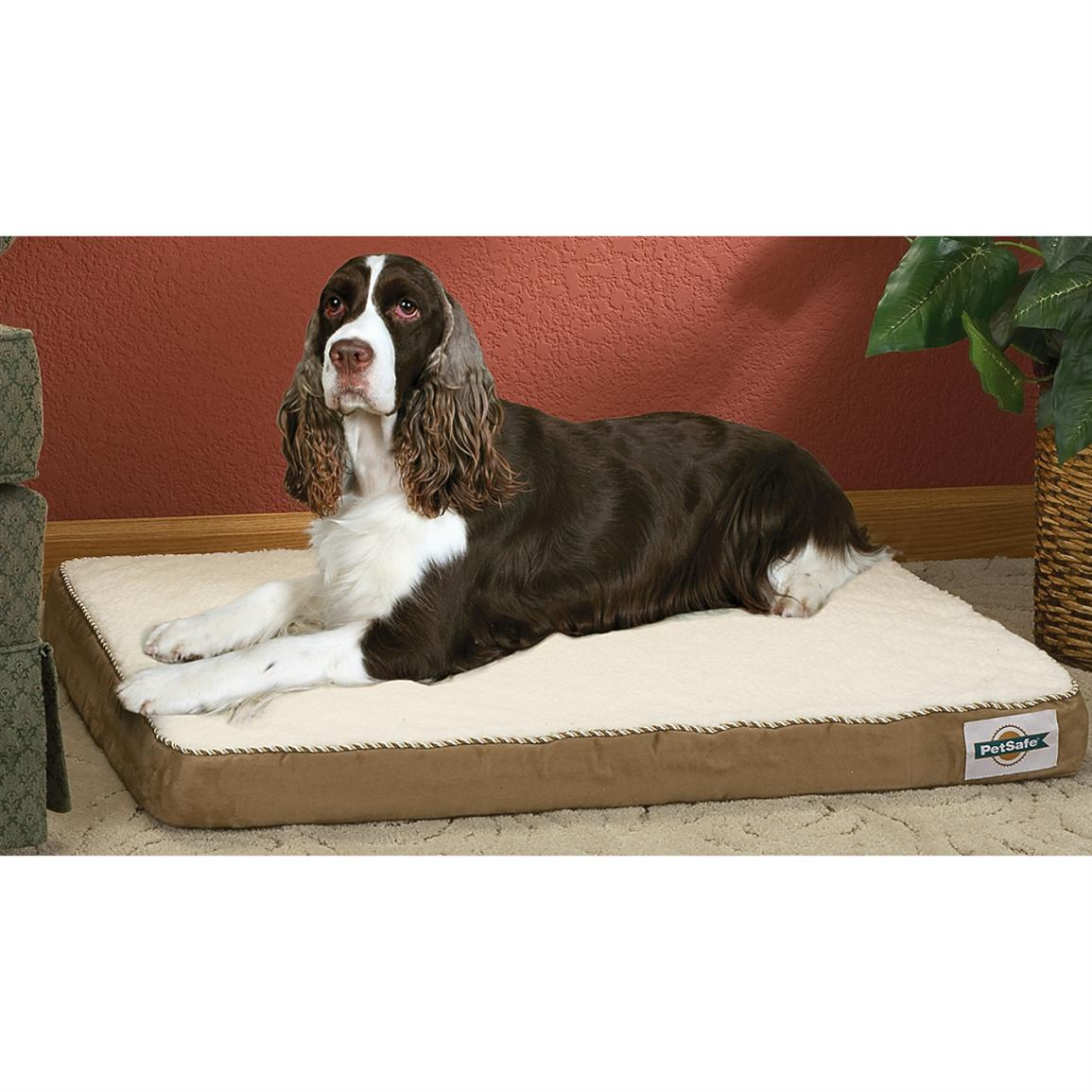 Petsafe 174 Heated Pet Bed 153598 Kennels Amp Beds At