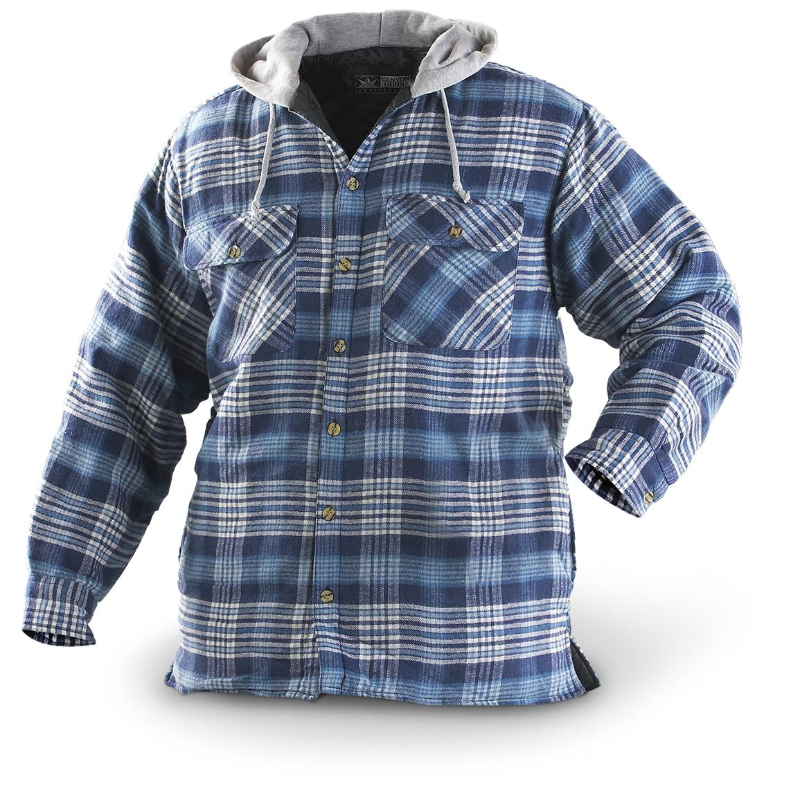 Mens Heavy Flannel Shirts