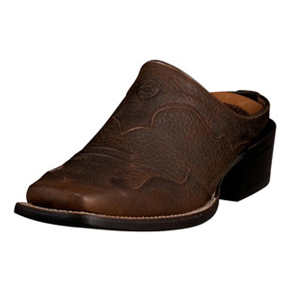 s ariat 174 western style slip ons 153841