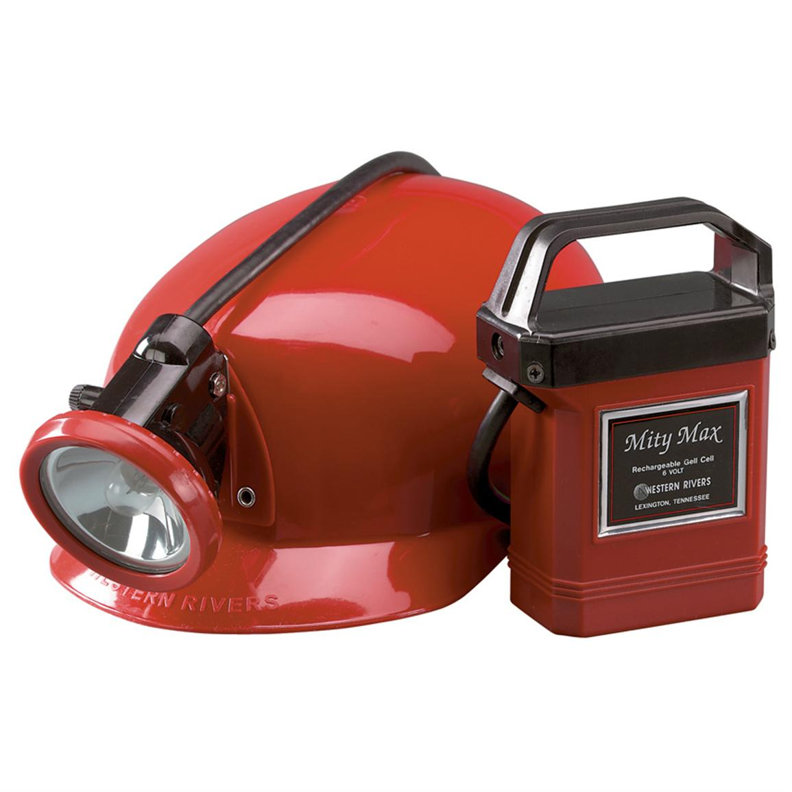 Western Rivers Mity Max Bump Cap Headlight Package