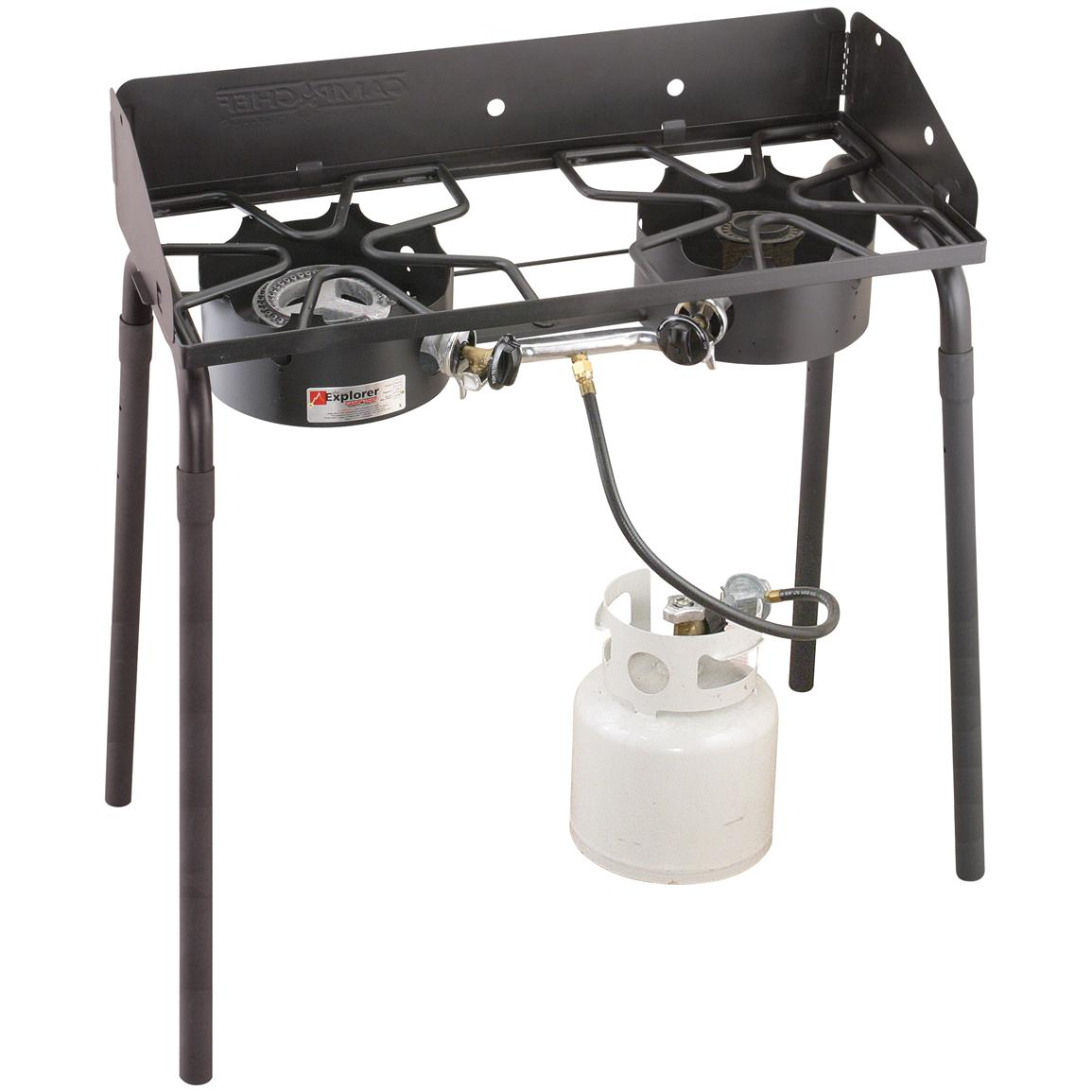 Camp Chef Outdoorsman High / Low Combo Stove