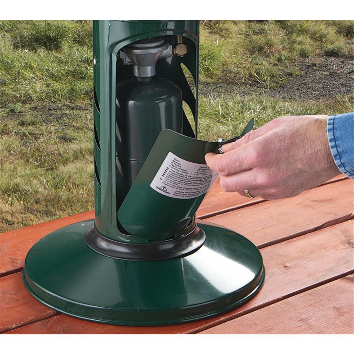 Portable Tabletop Propane Heater 156213 Stoves At