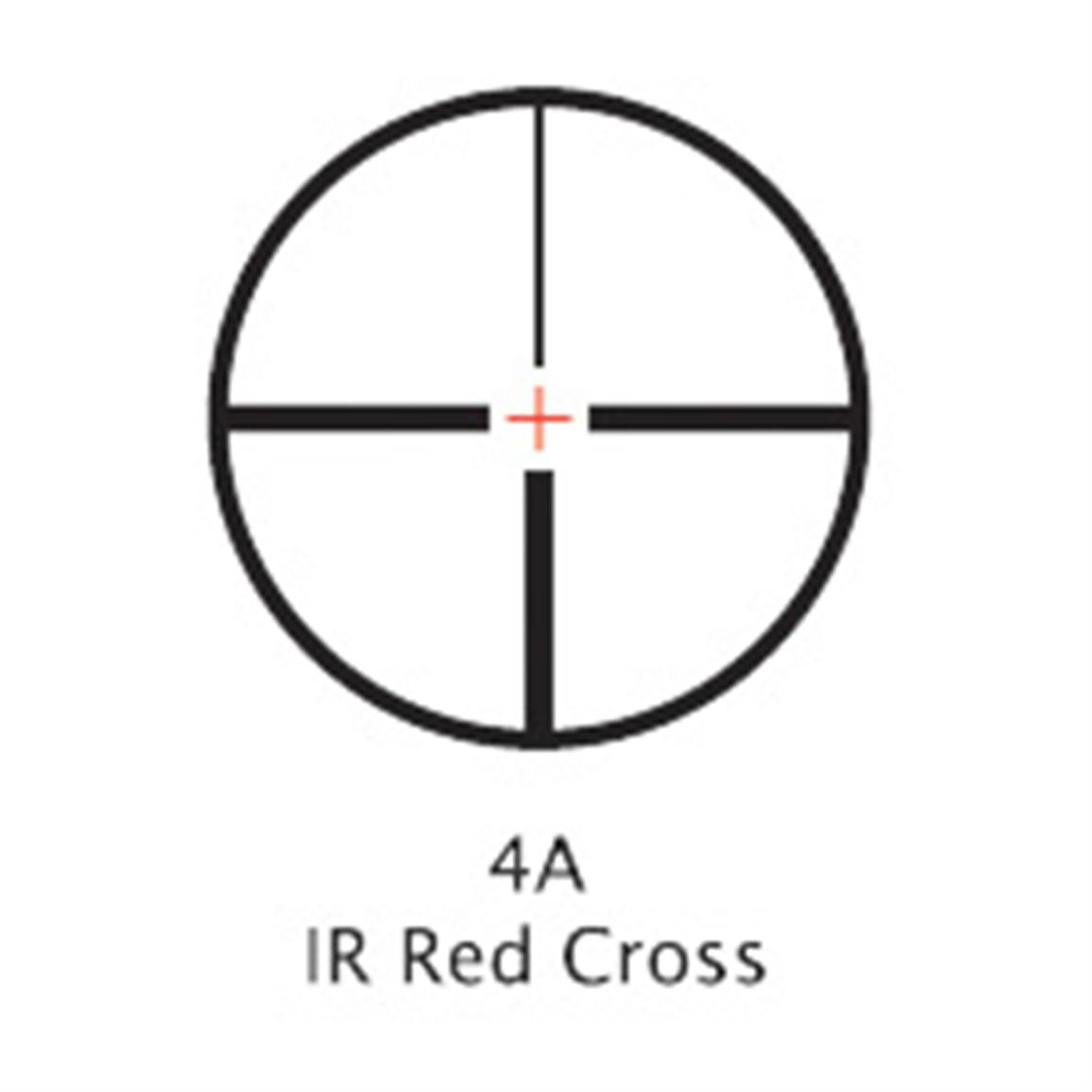 4A IR Red Cross Reticle