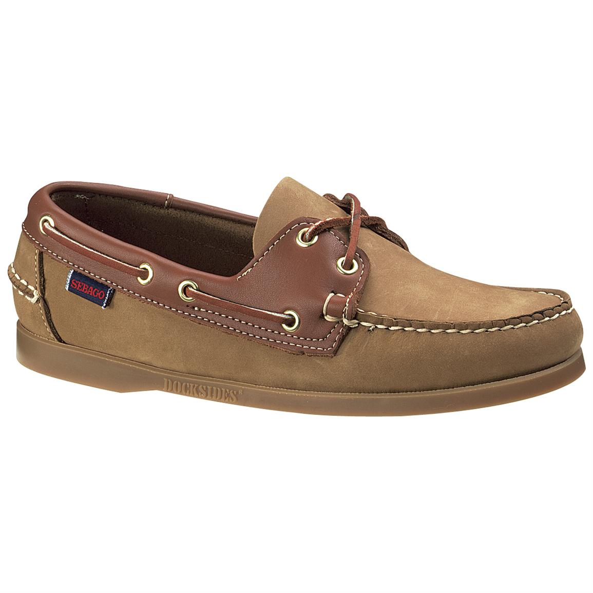 Men's Sebago® Spinnaker Shoes, Tan