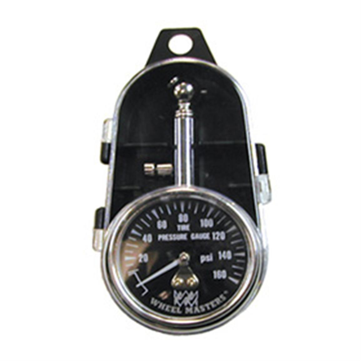 Wheel Masters Tire Pressure Gauge