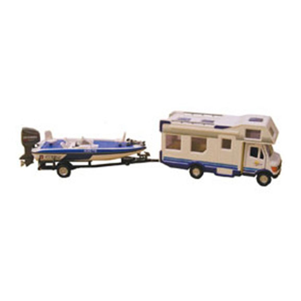 Prime Mini Motorhome and Boat Toys