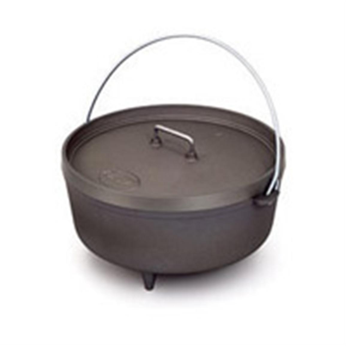 "GSI 12"" Hard Anodized Dutch Oven"