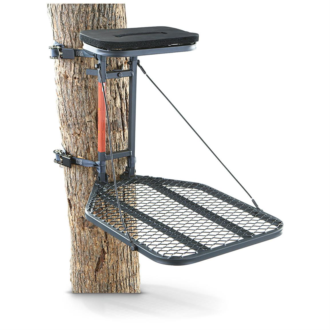BONUS Guide Gear Hang-on Tree Stand when you buy ScentBlocker's Spiderweb Recon Bib. A $35.00 VALUE!