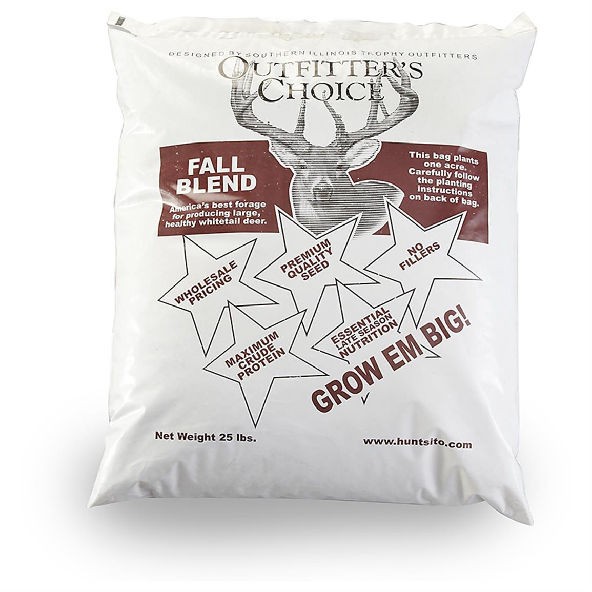 Outfitter's Choice Annual Seed