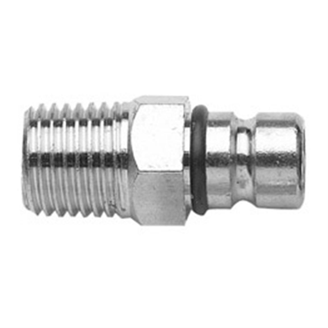 "Moeller® 1/4"" NPT Male Tank Connector for Suzuki® engines"