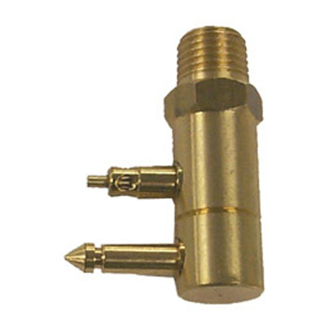 "Sierra® 1/4"" NPT Tank Connector for Johnson® / Evinrude® engines"
