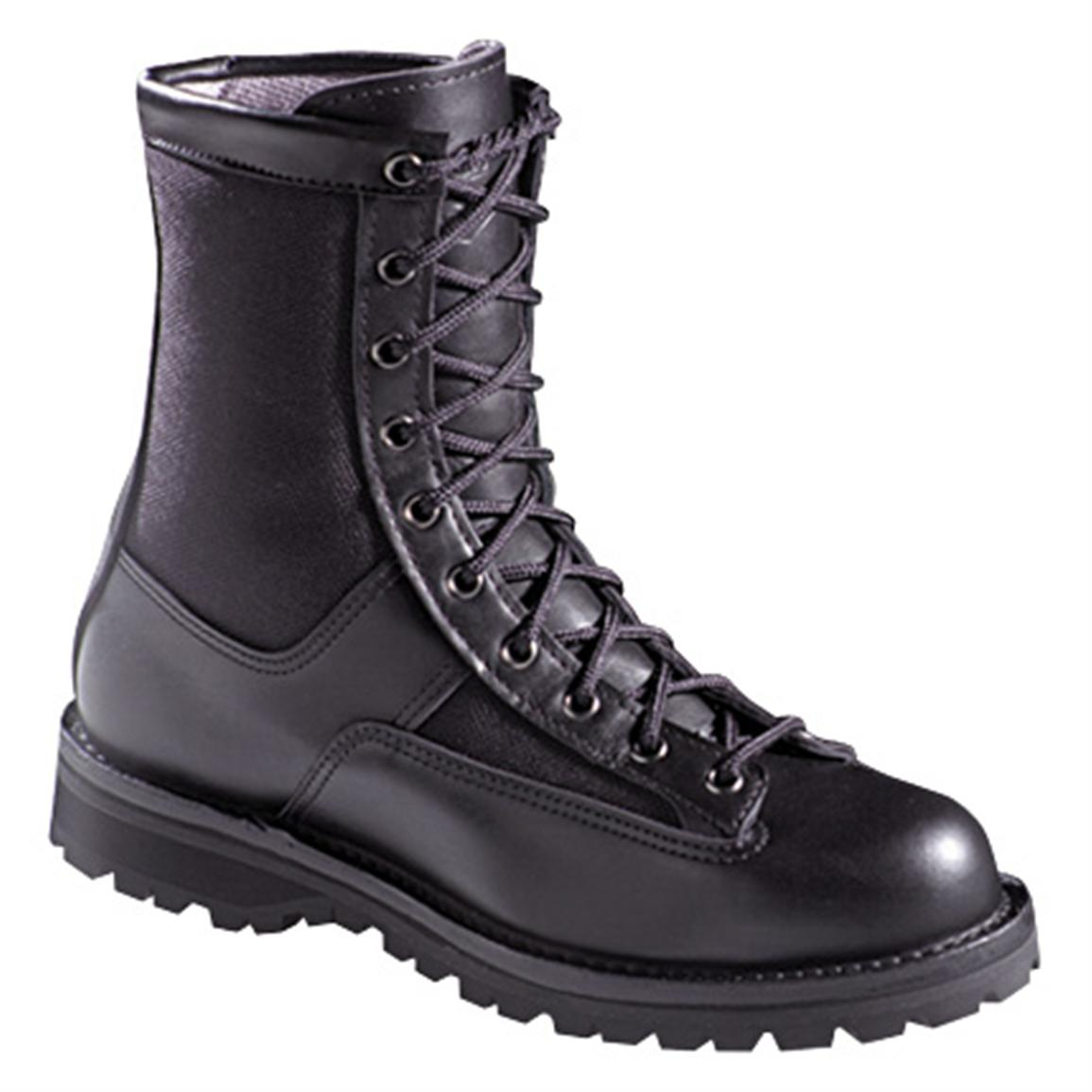 "Men's 8"" Danner® Acadia Steel Toe Uniform Combat Boots"