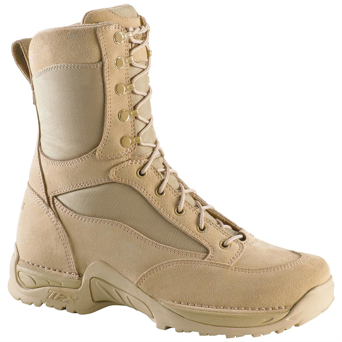 "Women's Danner® 8"" Desert TFX GORE-TEX® Rough Out Military Boots"