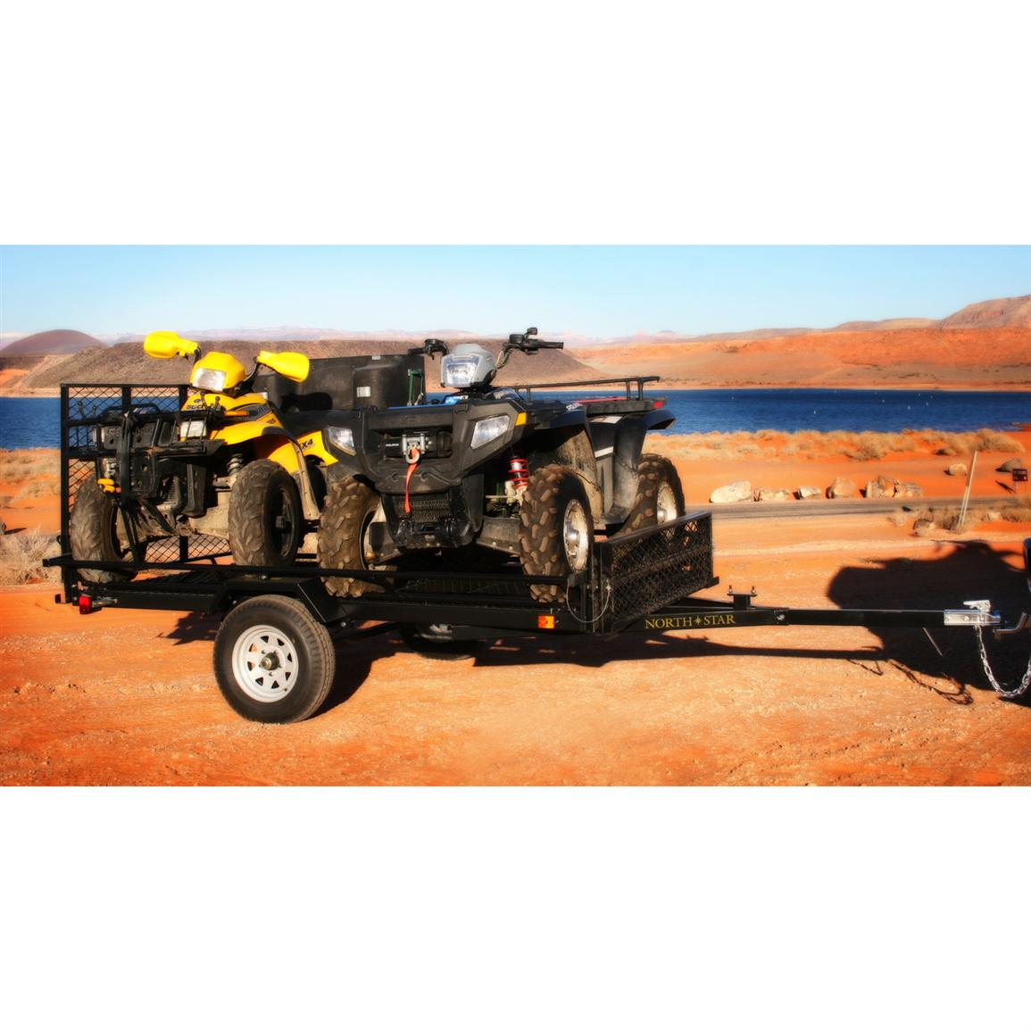 Sportstar II WG ATV Trailer Kit