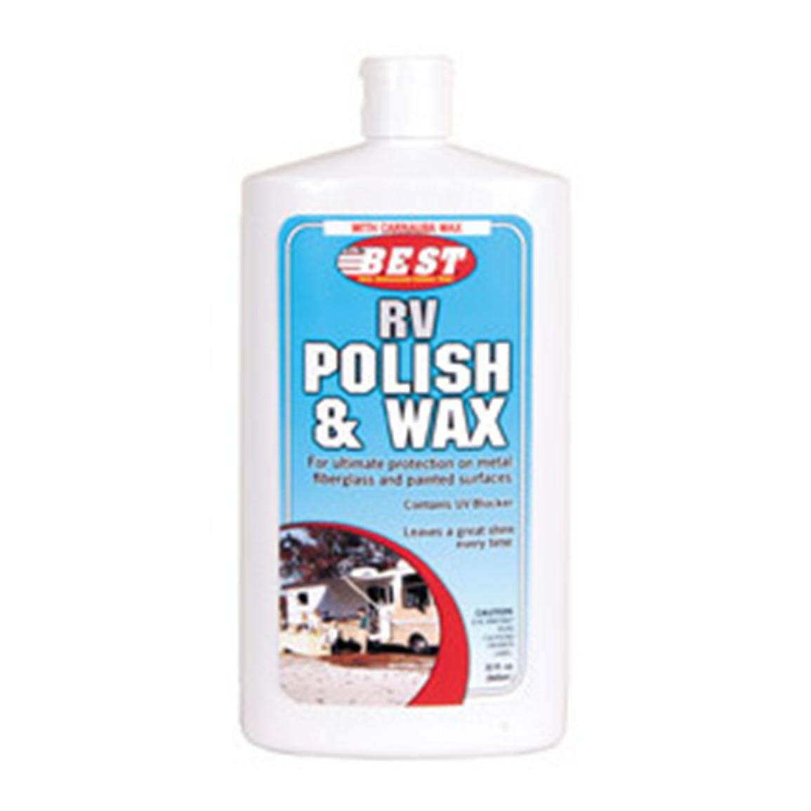 best rv polish and wax 161227 cleaning supplies at. Black Bedroom Furniture Sets. Home Design Ideas