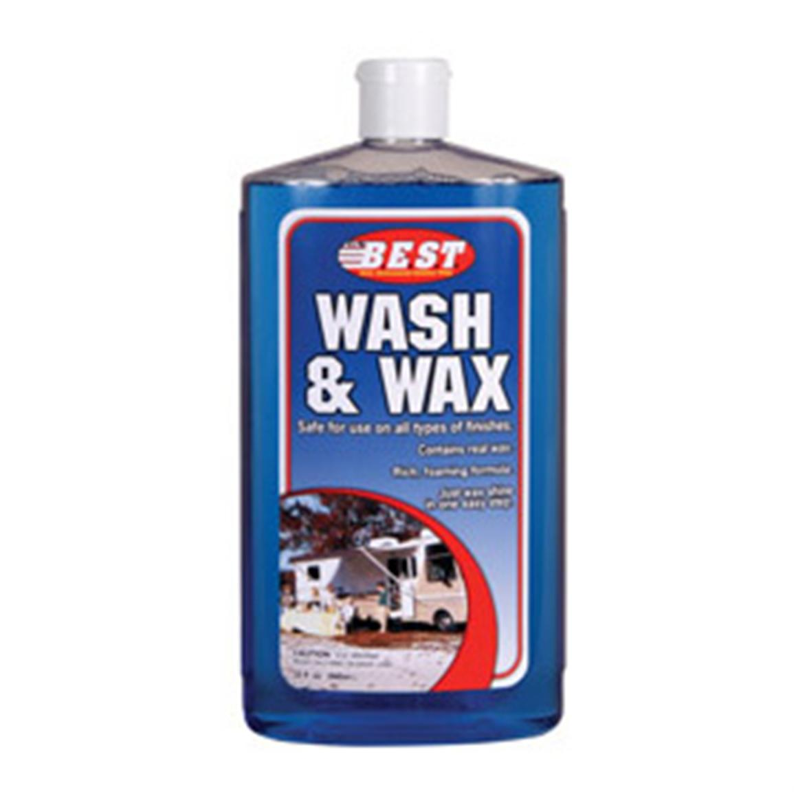 BEST® Wash and Wax Concentrate