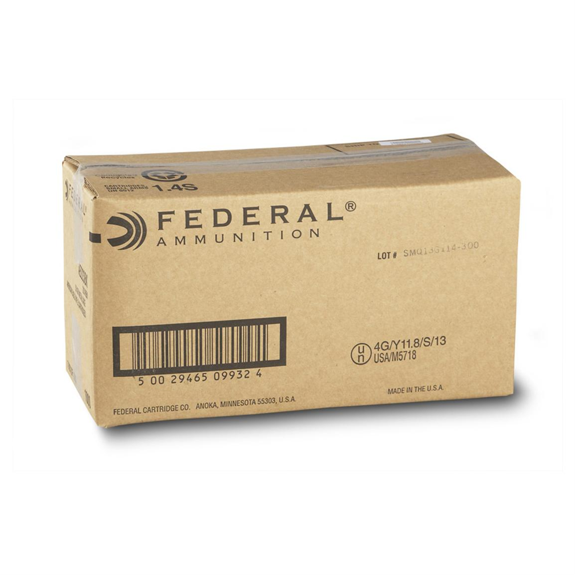 American Eagle, .223, FMJ, 55 Grain, 1,000 Rounds