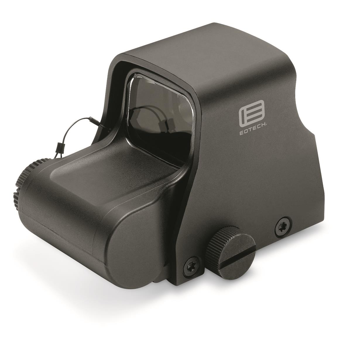 EOTech, XPS2-2 HWS, Double-Dot Reticle
