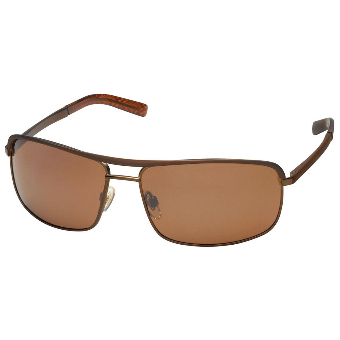 Pepper's® Double Down Polarized Sunglasses