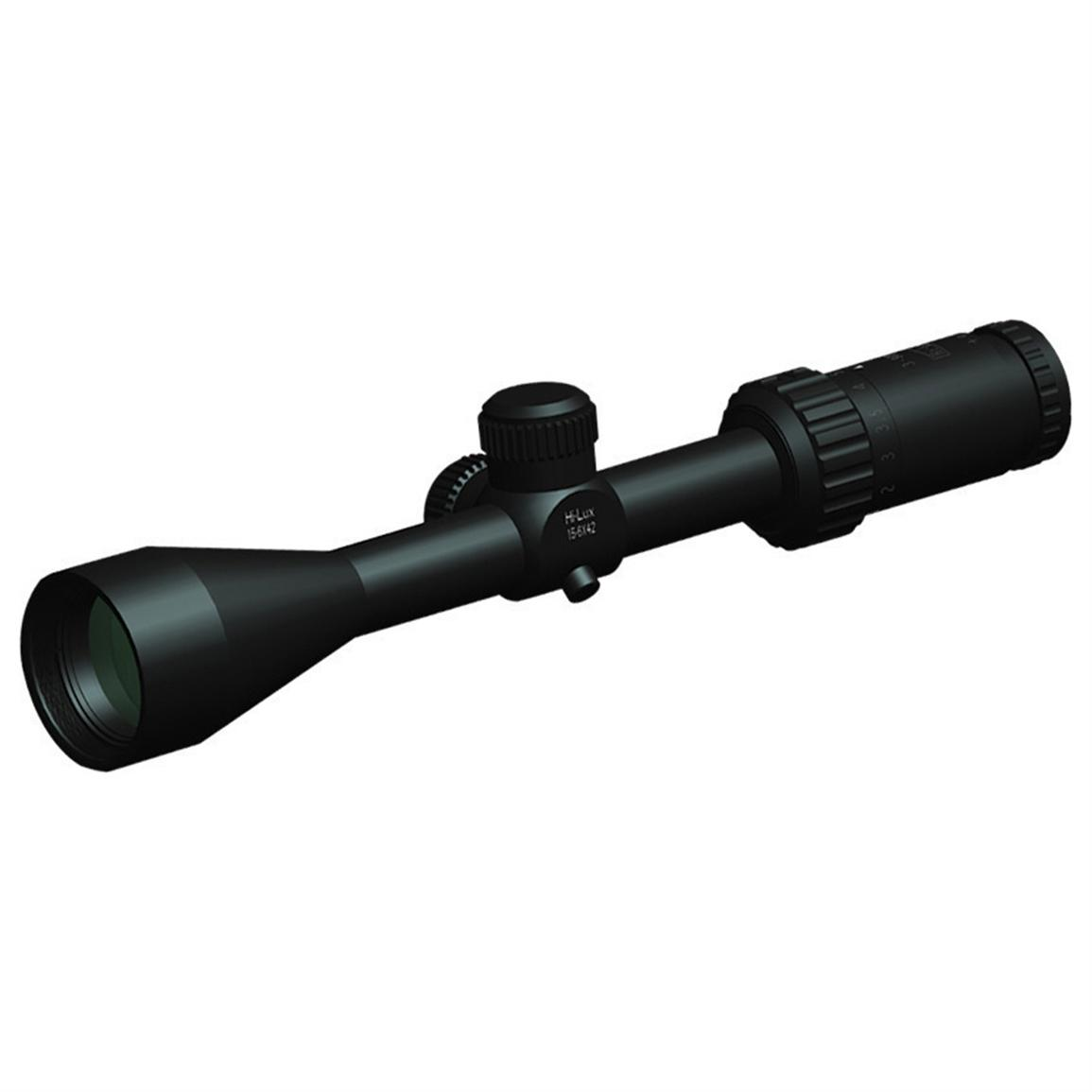 Hi-Lux™ 1.5-6x42 mm Buck Country Riflescope
