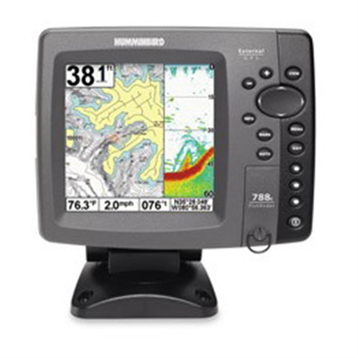 Humminbird 788c combo 162554 gps combos at sportsman 39 s for Humminbird fish finders