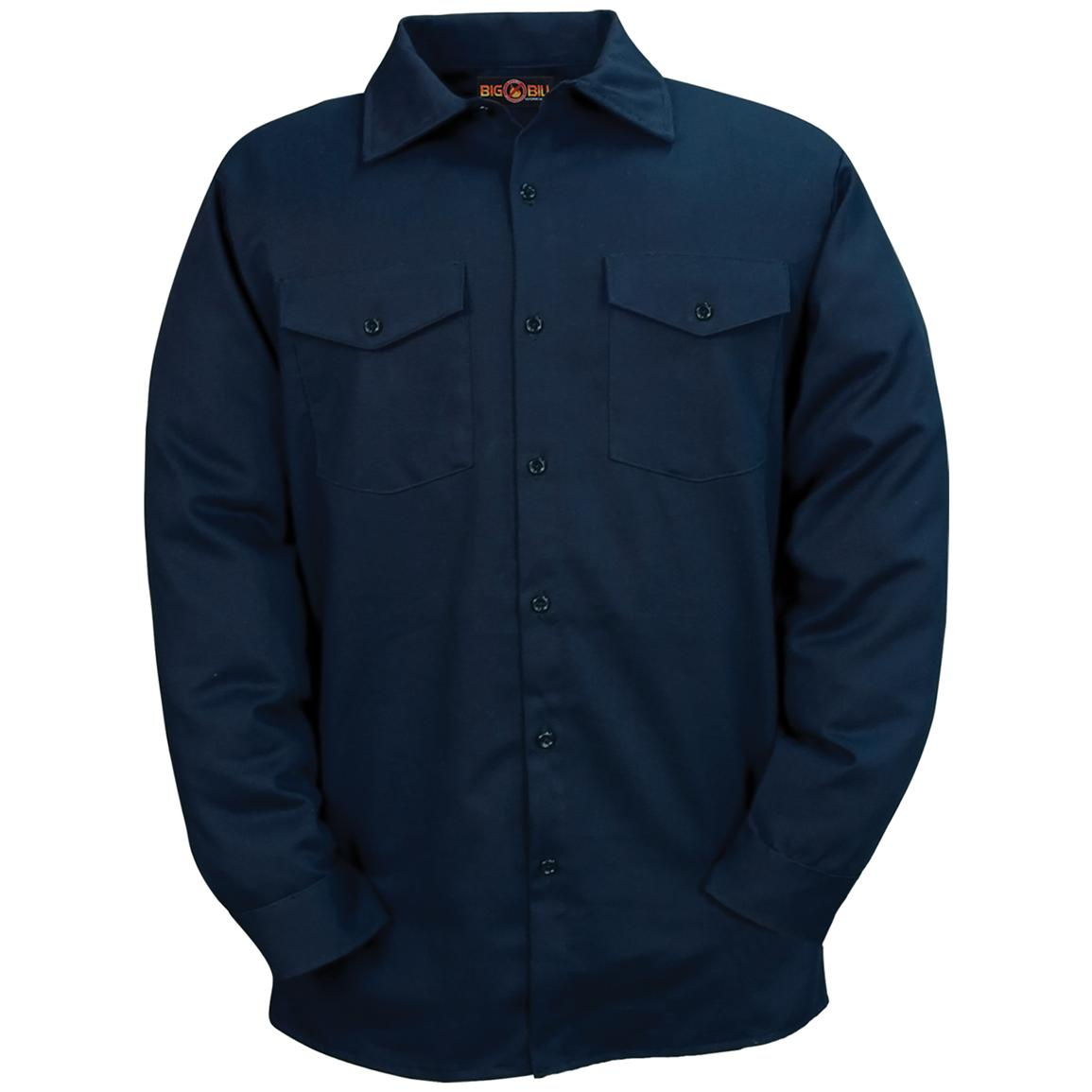 Big Bill® Flame-Resistant Indura Ultra-Soft® Shirts