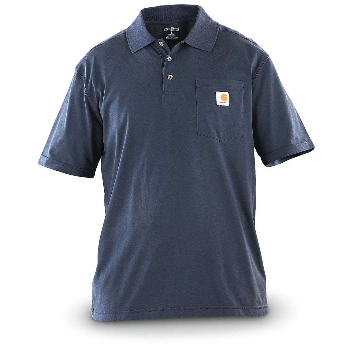 carhartt work dry polo 163824 shirts at sportsman 39 s