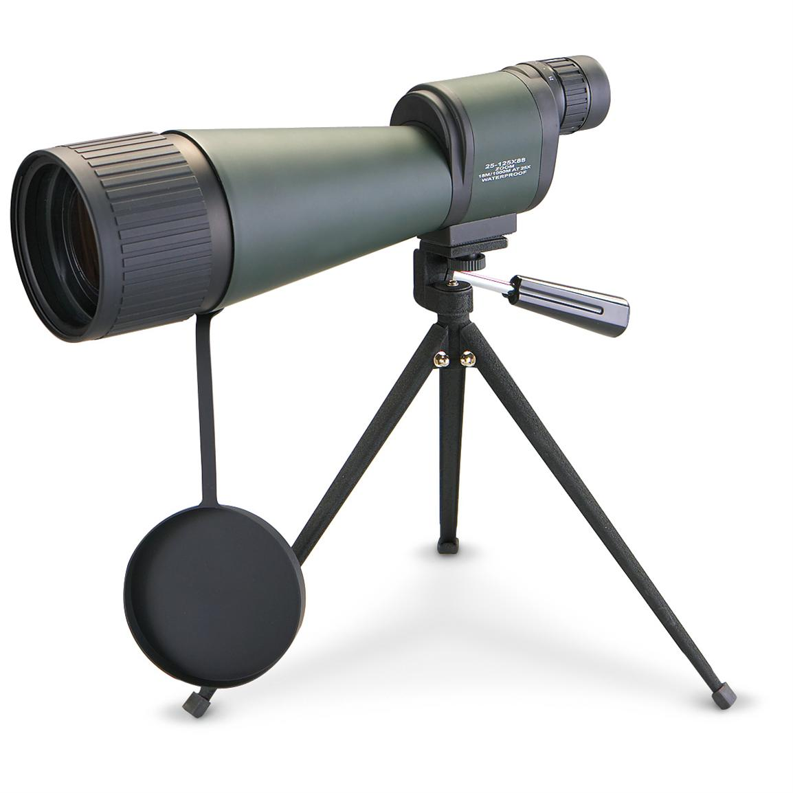 Barska® 25-125x88 mm Waterproof Spotting Scope