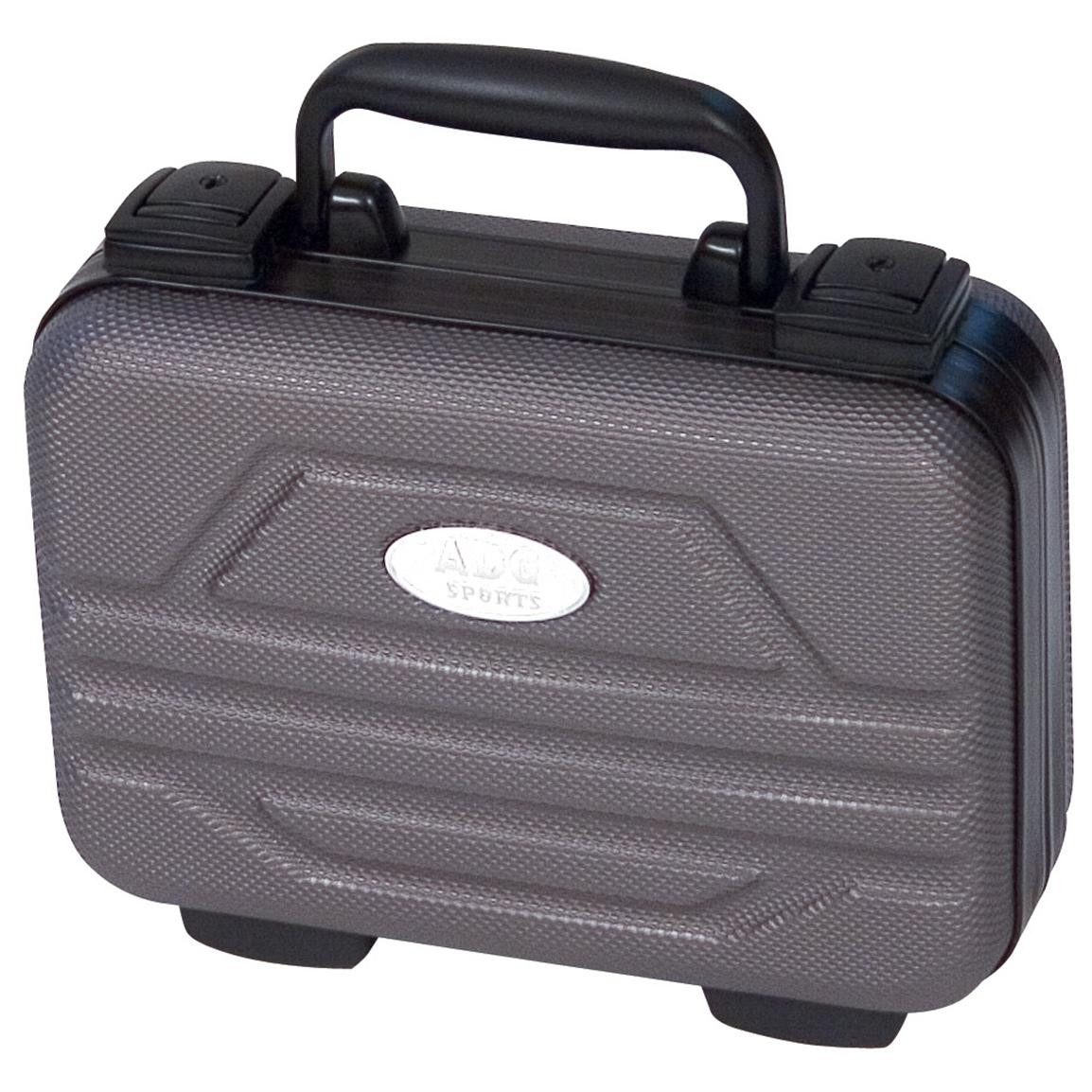 ADG Sports™ Silverside Single-Pistol Case