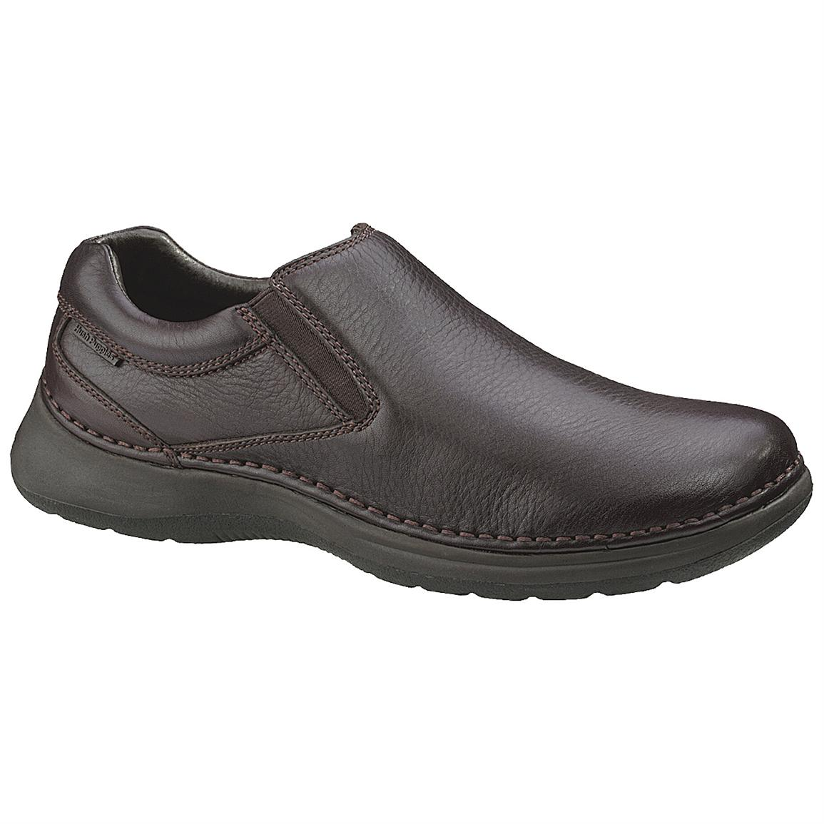 Men's Hush Puppies® Lunar II Shoes, Dark Brown