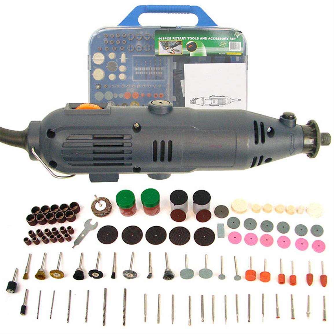 161-Pc. Trademark® Rotary Tool Set