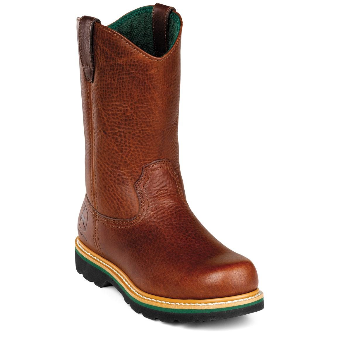 "Men's John Deere® 11"" Work Wellington Boots"