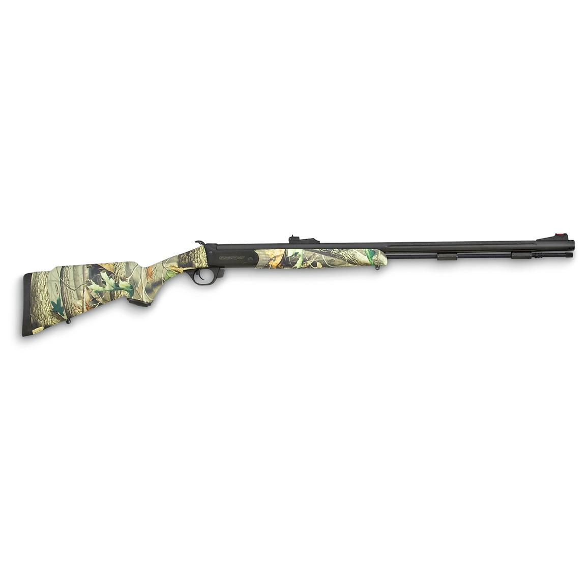 Traditions Pursuit Xlt 45 Cal Black Powder Rifle With