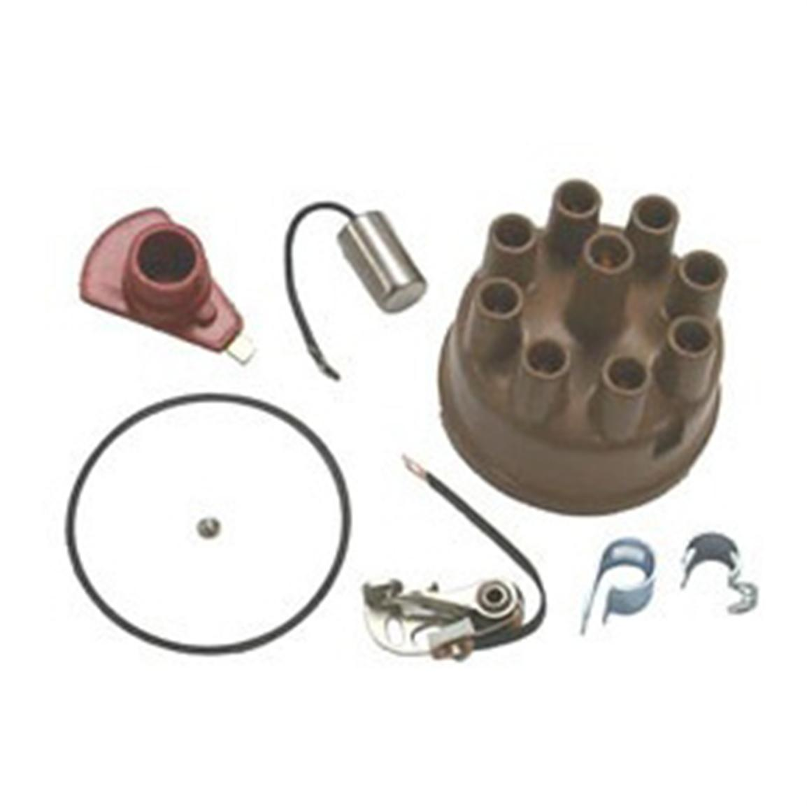 Sierra® Mallory® Tune-up Kit for V8 Single Point Top Terminal Engine