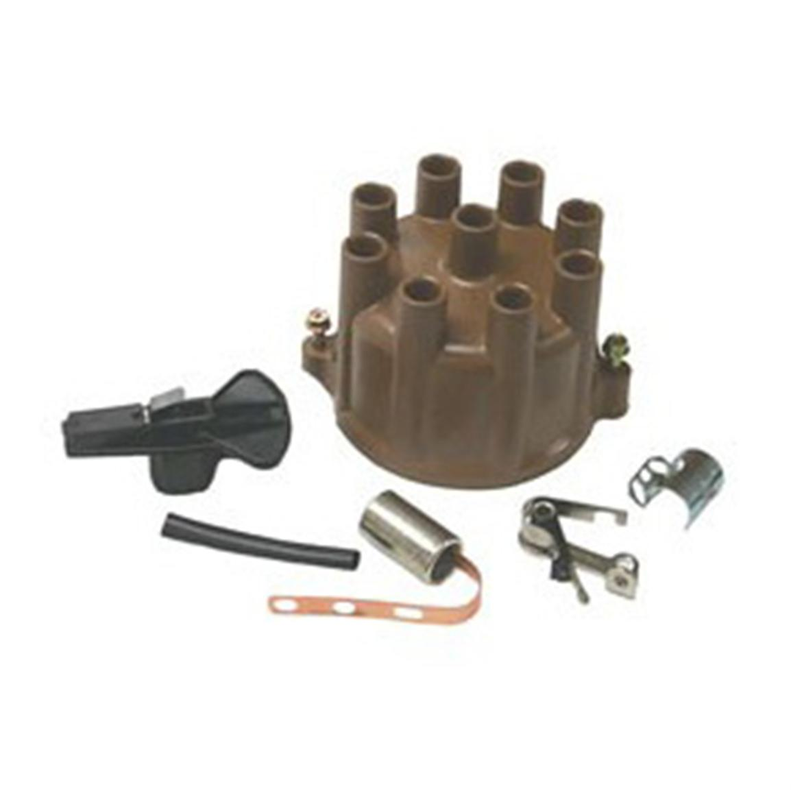 Sierra® Prestolite® Tune-up Kit for V8 Single Point Engines with Screw-down Cap