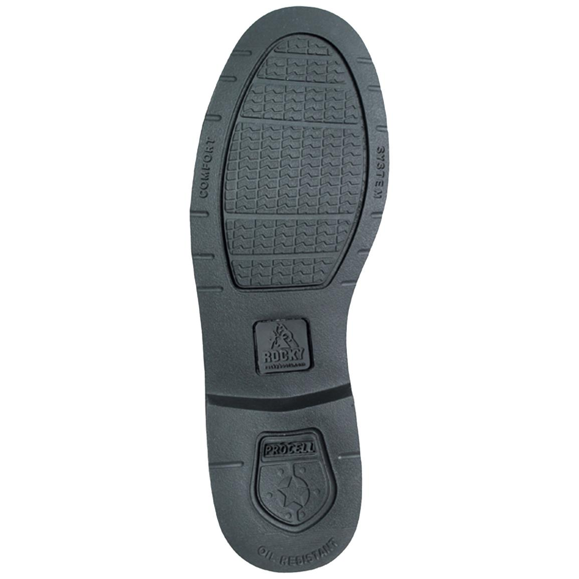 Blown rubber outsole