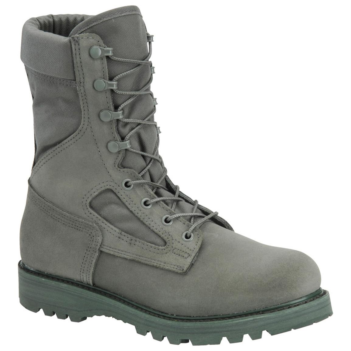 Men S Corcoran 174 8 1 2 Quot Hot Weather Boots Sage Green