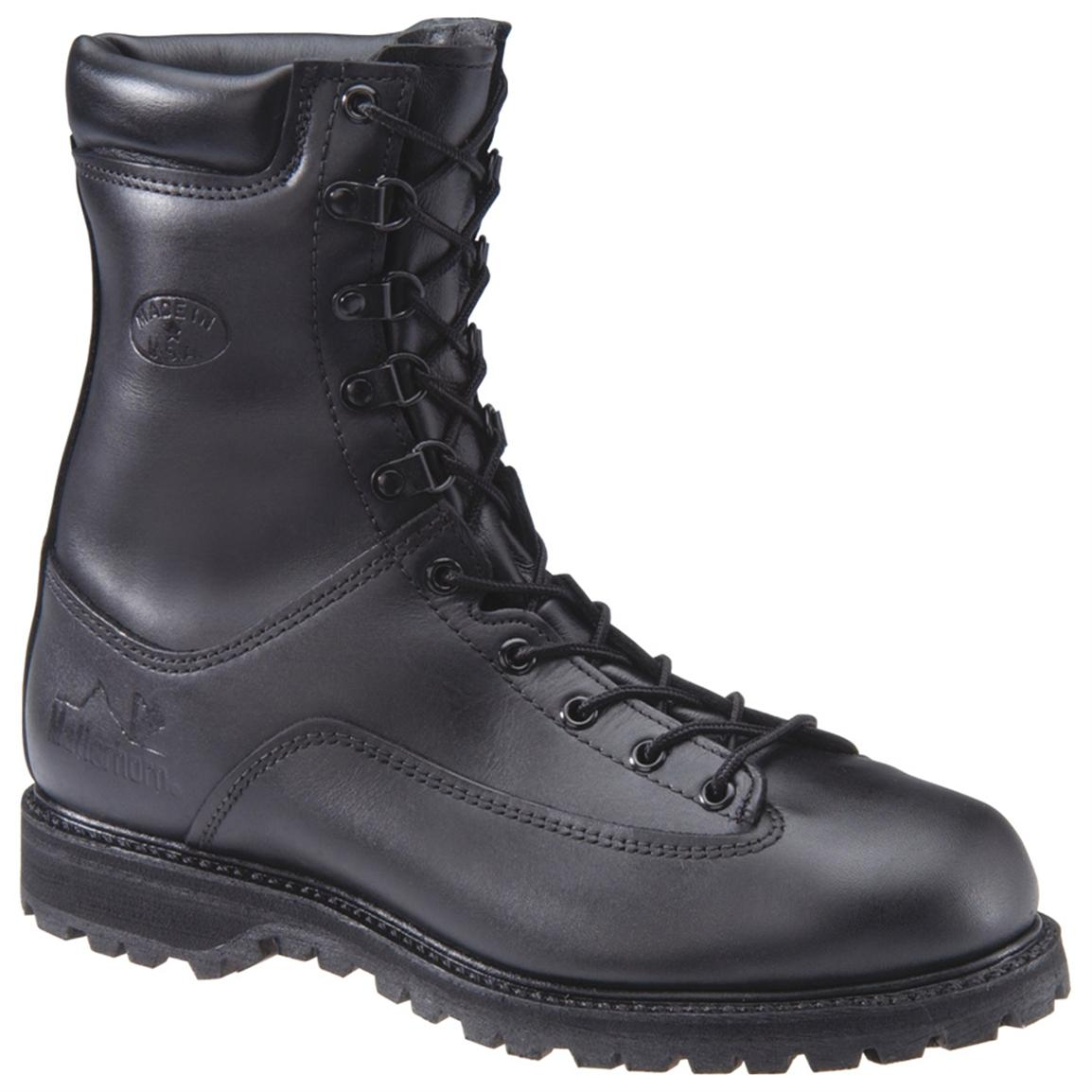 "Women's Matterhorn® 8"" Waterproof Field Boots, Black"