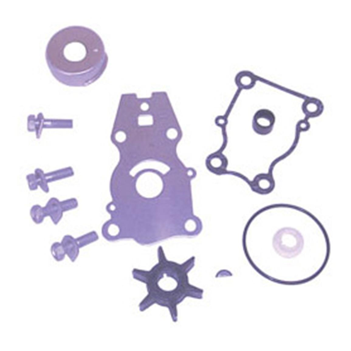 Sierra Impeller Kit for Yamaha, Replaces 66T-W0078-00-00