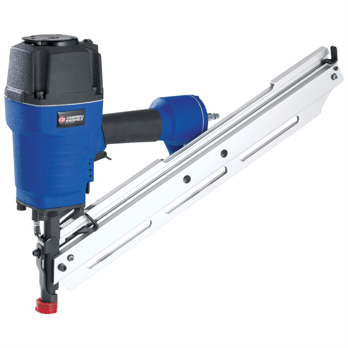 "Campbell Hausfeld® 34° 3 1/2"" Clipped-head Framing Nailer"