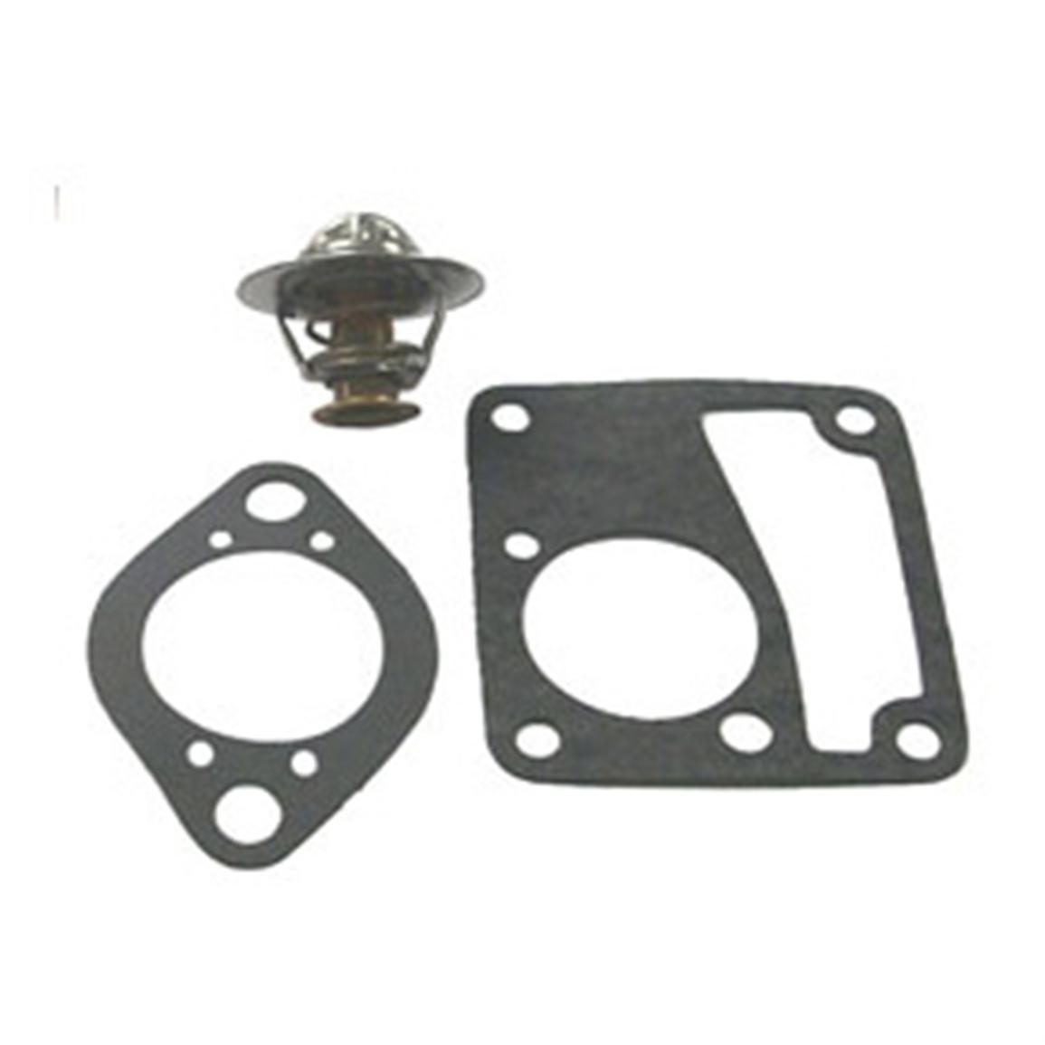 Sierra® 160° Thermostat Kit for Mercruiser® 470 and 485 Engines, 1976-1982